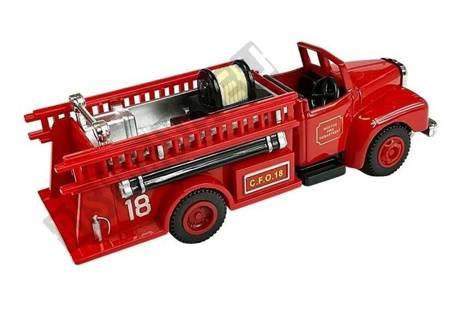 Samochodzik Resorak Wóz Strażacki 1:43
