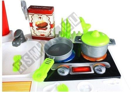 Stolik Kuchnia z Ciastoliną 32 Elementy Akcesoria