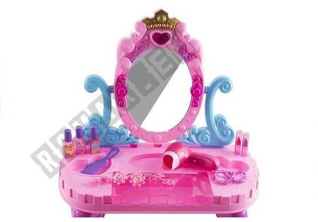 Toaletka dla Księżniczki z Lustrem Dźwięki Światła