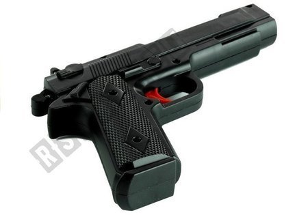 Zestaw Karabin Pistolet Na Piankowe Pociski Kulki