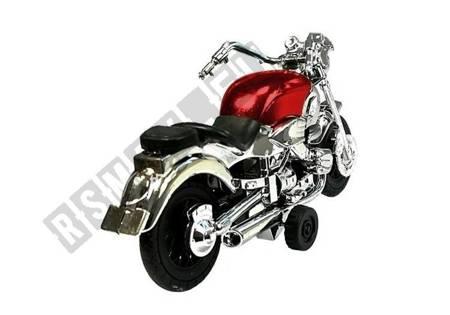 Zestaw Motocykli z Naciągiem 3 sztuki