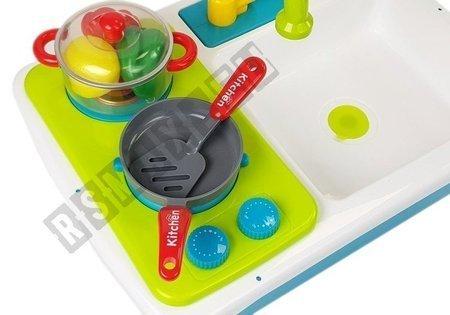 Zlewozmywak z kuchenką do Zabawy w Kuchnię z Wodą